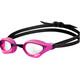 arena Cobra Core Okulary pływackie różowy/czarny